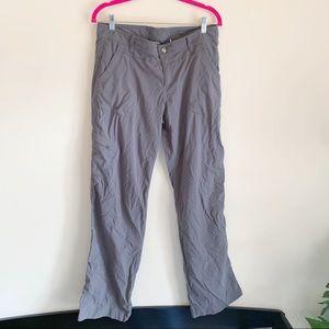 Eddie Bauer Travex Gray Hiking Outdoor Pants 6